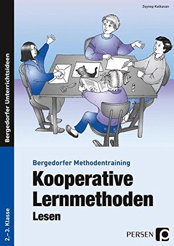 Kooperative Lernmethoden: Lesen: 2. und 3. Klasse (Bergedorfer® Methodentraining)