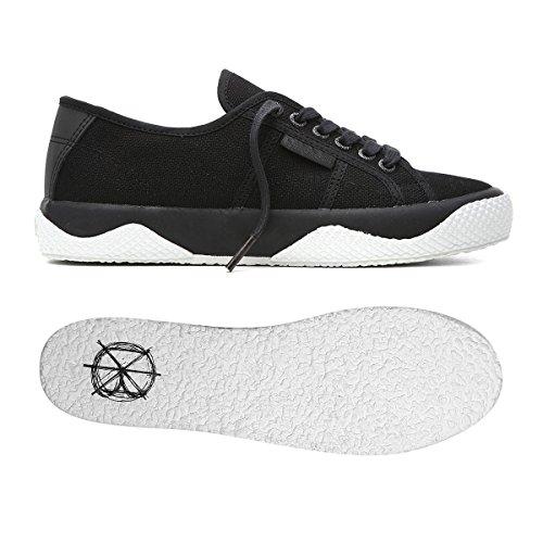Superga 2750-COT1U BINX BLACK-WHITE 902 BLACK-WHITE