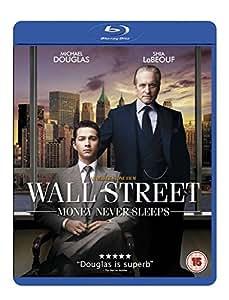 Wall Street: Money Never Sleeps [Blu-ray] [2010]