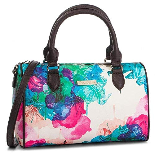 Desigual Tasche ISOLA BOWLING Damen Fuchsia - 19SAXPFY-3002-U