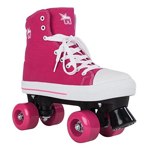 Rookie Rollerskates Canvas High by Rookie