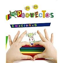 LAS EMOCIONES (Por Proyectos) - 9788467873689