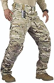 ZAPT Tactical Pants Molle Ripstop Combat Trousers Hunting Army Camo Multicam Black Pants for Men
