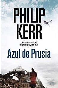 Azul de Prusia par  PHILIP KERR