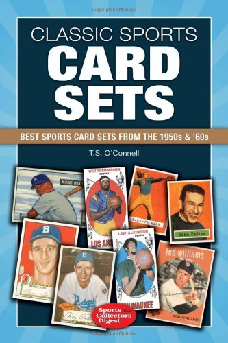 Classic Sports Card Sets Best Sport Cards Sets From The 1950s And 1960s