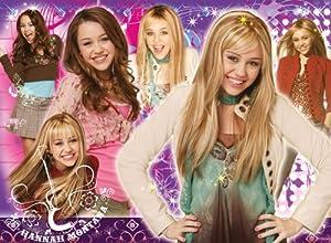 Ravensburger 10755- Puzzle Infantil de Hannah Montana (100 Piezas)