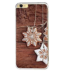 Chocolate 2D Hard Polycarbonate Designer Back Case Cover for Apple iPhone 6S
