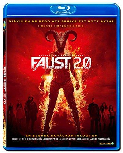 Preisvergleich Produktbild Faust 2.0 (2014) Uncut Swedish Horror - Frida Liljevall,  Thomas Hedengran,  Per Ragnar [Blu-ray] [2014] …