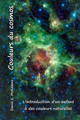 Couleurs du cosmos: L'introduction d'un enfant  des couleurs naturelles