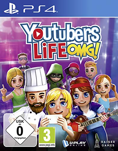 Youtubers Life (PS4) (Playstation 4-strategie-guides)