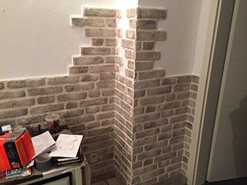 Wandverkleidung In Steinoptik Aus Styropor Für Küche . Terrasse .  Schlafzimmer . Wohnzimmer | Wandpaneele Für