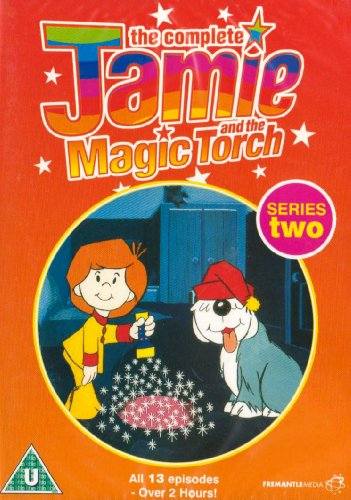 Jamie And The Magic Torch - Series 2 [DVD]