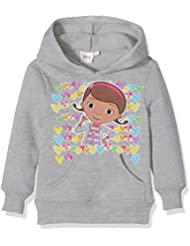 Disney Doc Mcstuffin, Sweat-Shirt à Capuche Fille