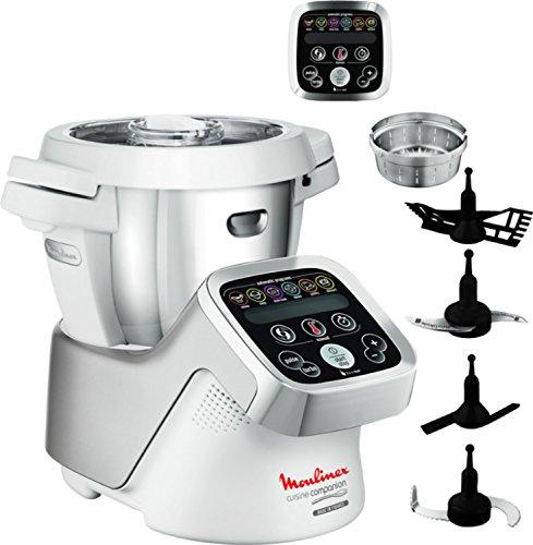 Moulinex 3155347 - Robot cocina, 1550 W, 4.5 l