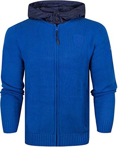puma-ferrari-scuderia-full-zip-strick-hoodies-blau-gr-x-small-blau
