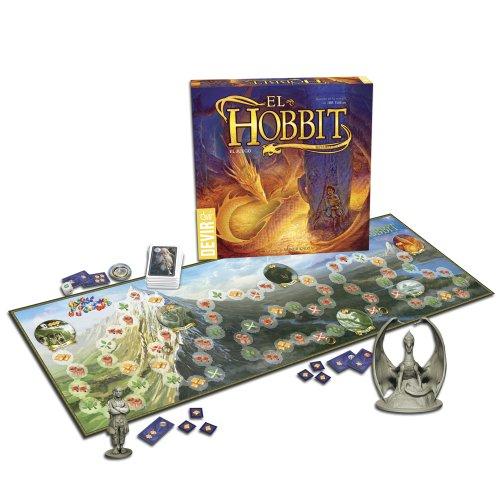 Devir - El Hobbit, juego de mesa (BGHOBBIT2)