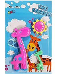 Majik Rubber Animal Character Eraser For Kids Girls And Boys, Multicoloured, 20 Grams, Pack Of 1