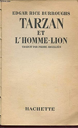 TARZAN ET L'HOMME-LION