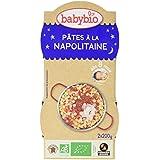 Babybio Bols Pâtes à la Napolitaine 2x200 g -