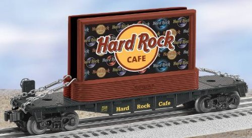 lionel-26308-hard-rock-cafe-flatcar-w-billbds