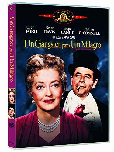 Gangster Para Un Milagro (Import Dvd) (2004) Glenn Ford; Bette Davis; Hope Lan (Bette Ford)