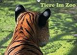Tiere im Zoo (Wandkalender 2016 DIN A3 quer): Eine Jahresreise durch den Zoo, jeden Monat ein anderes Tier. (Monatskalender, 14 Seiten) (CALVENDO Tiere)