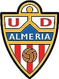 UD Almeria FC Spain Soccer Football Alta Calidad De Coche De Parachoques Etiqueta Engomada 10 x 12...