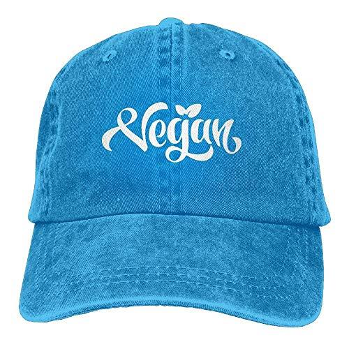 2018 Erwachsene Fashion Cotton Denim Baseball Cap Vegan Classic Dad Hat Verstellbare einfarbige Cap 0P755