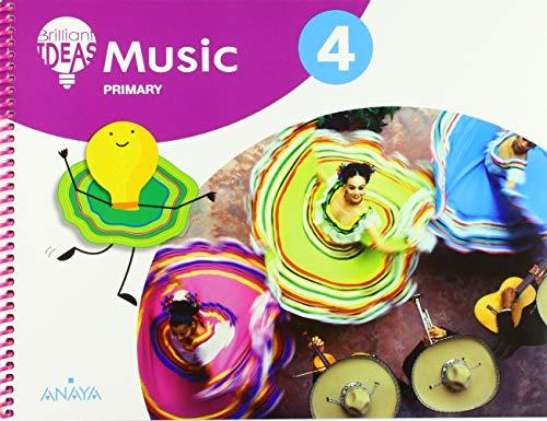 Music 4 Pupil's Book (BRILLIANT IDEAS)