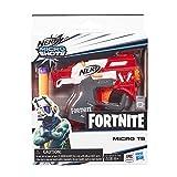 Hasbro Nerf E6745EL2 Fortnite TS MicroShots - Blaster Giocattolo e 2 Freccette Ufficiali Elite
