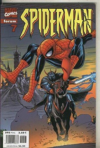 Spiderman tercera serie, prestigio lomo rojo numero 07
