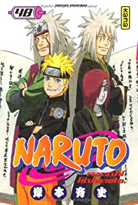 Naruto Edition simple Tome 48