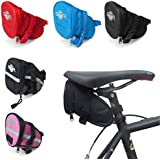 BTR High Quality Bike Seat Saddle Wedge Pack Pannier Storage Bag - Water Resistant
