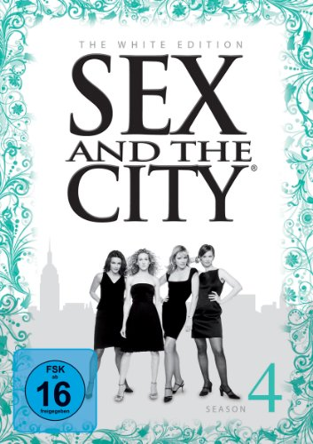 Sex and the City: Season 4 (The White Edition) [3 DVDs] (Sex The City And Tv-serie)