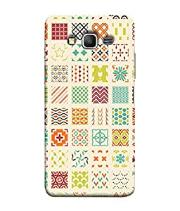 PrintVisa Designer Back Case Cover for Samsung Galaxy Core Prime :: Samsung Galaxy Core Prime G360 :: Samsung Galaxy Core Prime Value Edition G361 :: Samsung Galaxy Win 2 Duos Tv G360Bt :: Samsung Galaxy Core Prime Duos (Jaipur Rajasthan Tribal Azitec Mobiles Indian Traditional Wooden)