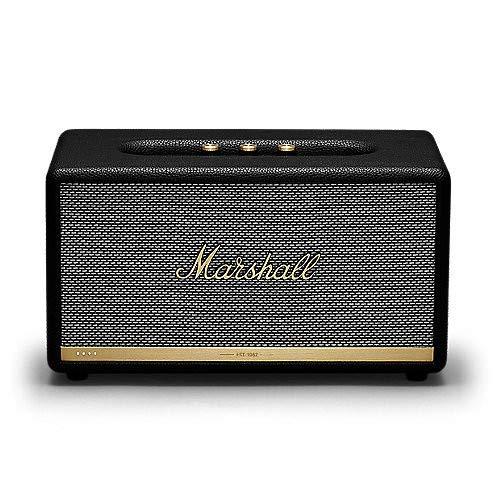 Marshall STANMORE II Voice Google Lautsprecher schwarz