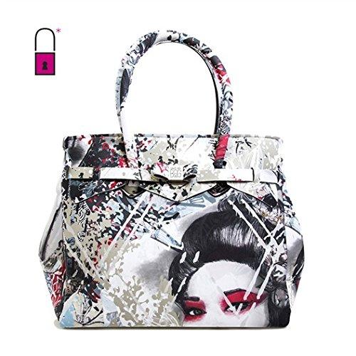 SAVE MY BAG MISS WEEKENDER 10404N LYCRA GEISHA
