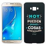 Carcasa Funda Samsung J510 Galaxy J5 (2016) Licencia Mr Wonderful Cosas
