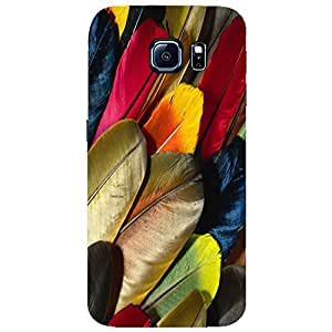 Group Wing - Mobile Back Case Cover For Samsung Galaxy S6 Edge Plus