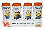 MINIONS Travel Pack, 1er Pack (4 x 75 ml)