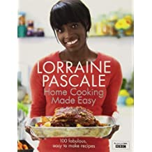 Home Cooking by Lorraine Pascale (2011-09-01)