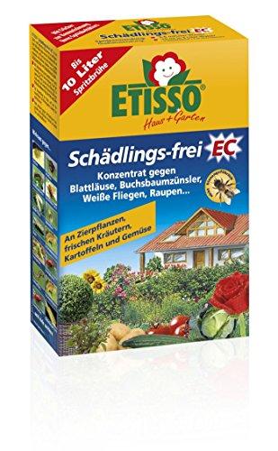 Frunol Etisso Schädlings-frei EC 90 ml gegen Buchsbaumzünsler & Rhododendron-Zikade