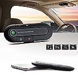 Multipoint Bluetooth V3.0Visier KFZ-Freisprechanlage von JJA Bros, unterstützt GPS, Musik, Wireless In KFZ Freisprech