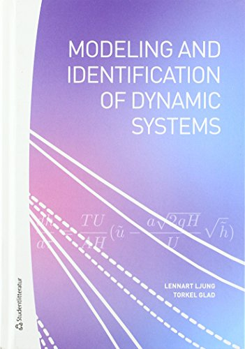 Modeling & Identification of Dynamic Systems por Lennart Ljung