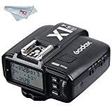 Godox X1T-N TTL Disparador de Flash Inalámbrico Transmisor para Nikon, Compatible con Nikon D610...