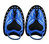 Anpress Professional Swim Trainingpaddel handpaddeln Power Paddles Schwimmen Training Aid groß,...
