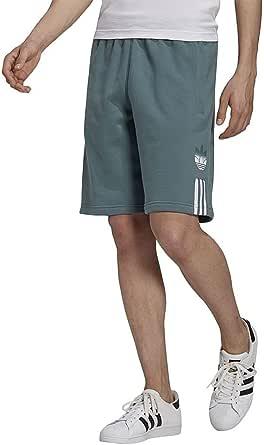 adidas Men's 3D TF OM Short Sport Jacket, Hazy Emerald, XL