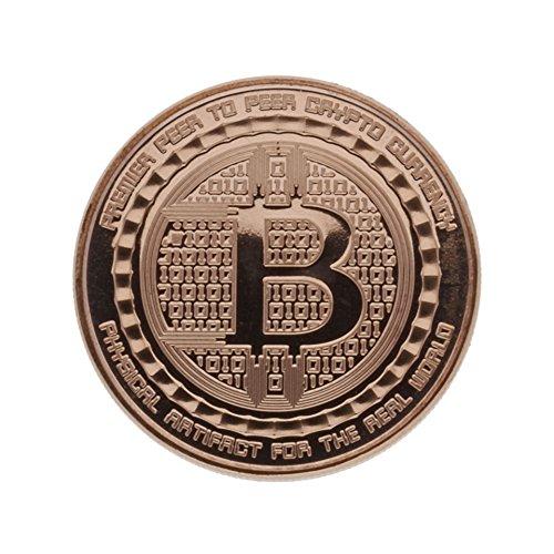 1 Unze (AVDP) .999 fein Kupfer 'The Guardian Bitcoin'