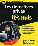 Les détectives privés pour les Nuls