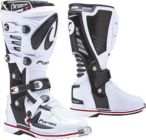 Preisvergleich Produktbild Forma Stiefel Moto Predator 2.0homologuee Dieses Weiß